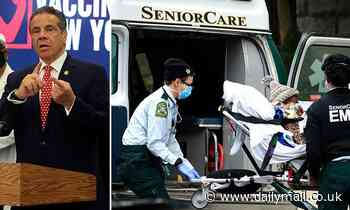 Gov. Cuomo doubles slams the investigation into 'nursing home deaths coverup' is 'despicable'