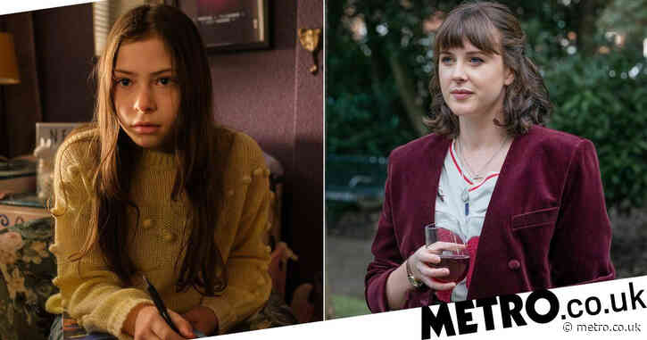 Viewpoint episode 4: Alexandra Roach found it 'heartbreaking' filming 'uncomfortable' flashback scene with Zoe's daughter Caitlin