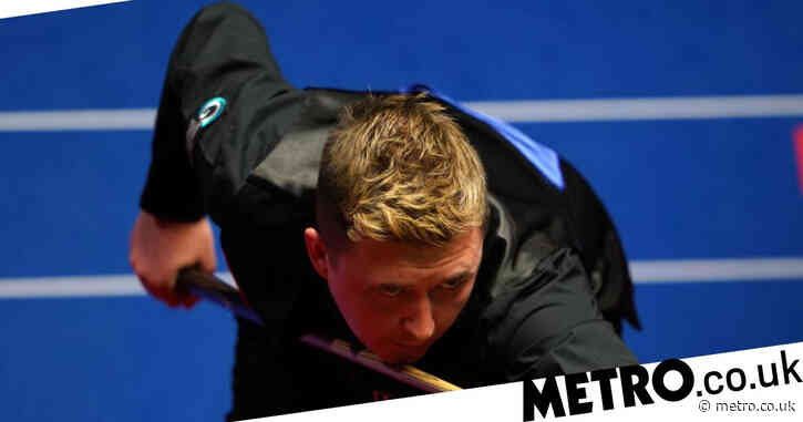 Kyren Wilson stuns Shaun Murphy in World Snooker Championship semi-final first session