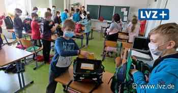 Schulen in Delitzsch, Eilenburg und Bad Düben bereiten sich auf Notbremse vor - Leipziger Volkszeitung