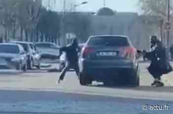 Yvelines. Mantes-la-Jolie : l'homme suspecté d'avoir roulé sur son rival interpellé après sa cavale en Belgique - actu.fr