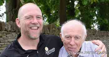 Mike Tindall on dad's devastating Parkinson's and 'tough five years' for family