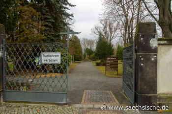 Heidenau vereinfacht Friedhofsverwaltung - Sächsische.de