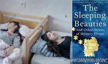 Author explores science behind children who fall into a mystery coma