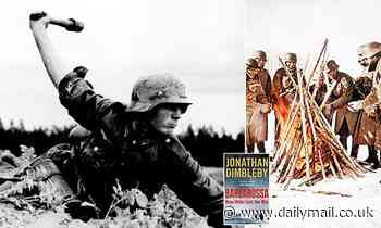 Lie that lost Hitler the war: He'd reckoned without two deadly weapons: patriotism and the weather