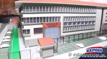 anterior Junín: Hospital de Chupaca sigue siendo un sueño ante irregularidades en gobierno regional - exitosanoticias