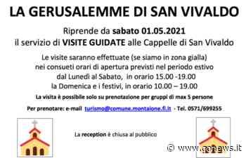 Montaione: riaprono Ufficio Turistico, Museo Civico e San Vivaldo - gonews
