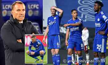 Leicester fear missing out on Champions League AGAIN due to Chelsea and Arsenal's progress in Europe