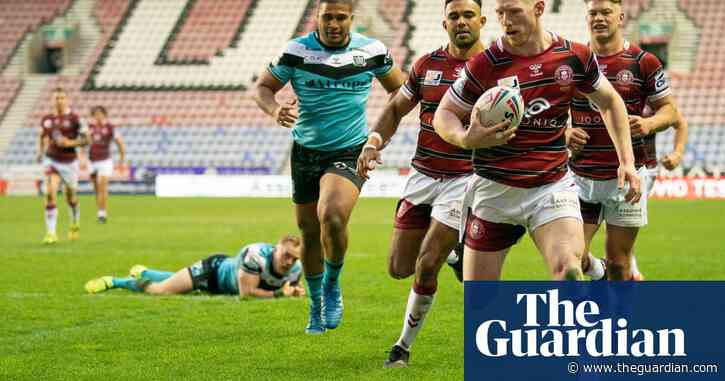 Wigan's narrow win over Hull marred by racism allegation