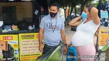 Migrante venezolano es ejemplo de honradez y honestidad en Aguachica - Noticias RCN