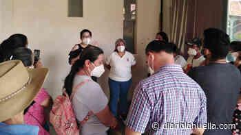 Denuncian que alcaldesa saliente del FMLN en Suchitoto no ha pagado prestaciones laborales a empleados municipales - Diario La Huella