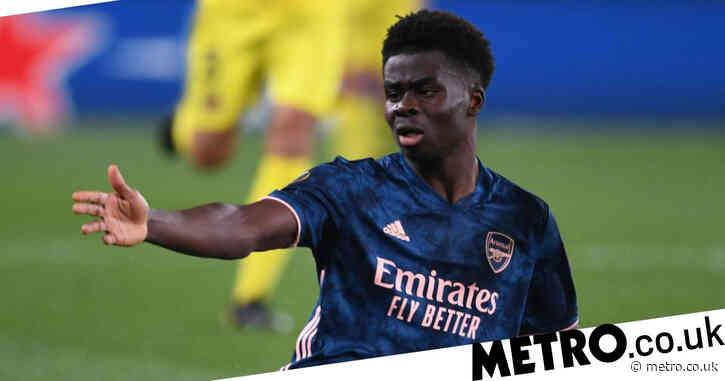 Bukayo Saka pulls no punches on Arsenal performance against Villarreal