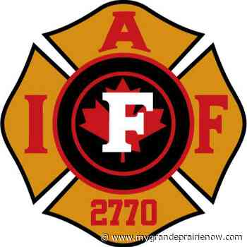 Local union thrilled firefighters now COVID-19 vaccine eligible - My Grande Prairie Now