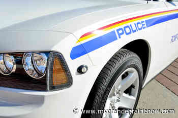 UPDATE: Driver seriously injured in crash north of Clairmont - My Grande Prairie Now