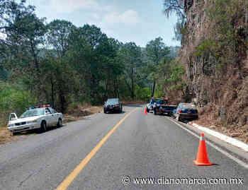 Accidente automovilístico en Tlaxiaco deja daños materiales - Diario Marca de Oaxaca