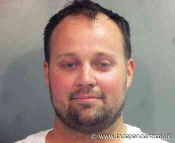 Former reality TV star Duggar arrested, jailed in Arkansas