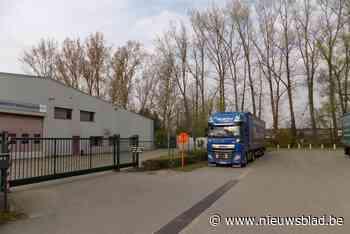 Veiligheidscentrum verschijnt naast werkhal op Achterstenhoe... (Lille) - Het Nieuwsblad