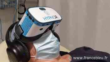 À Castelnau-le-Lez, l'hypnose sous réalité virtuelle pour réduire le stress et la douleur des patients - France Bleu