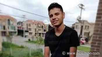 El Rosal llora asesinato de joven con arma traumática tras robo - El Tiempo