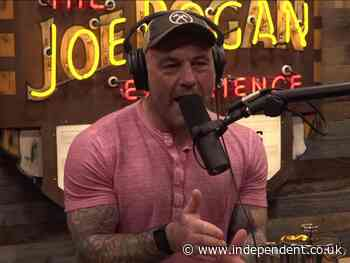 Joe Rogan takes back comments discouraging Covid vaccinations: 'I am a moron'