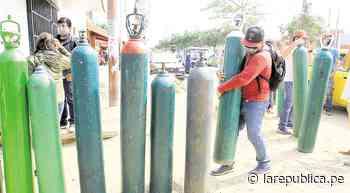 Andahuaylas: ciudadanos se unen para adquirir una planta de oxígeno - LaRepública.pe