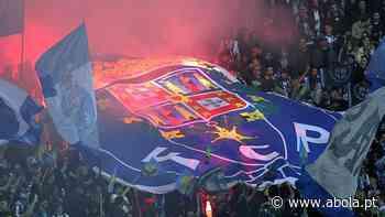 Super Dragões organizam cordão humano de protesto (FC Porto) - A Bola