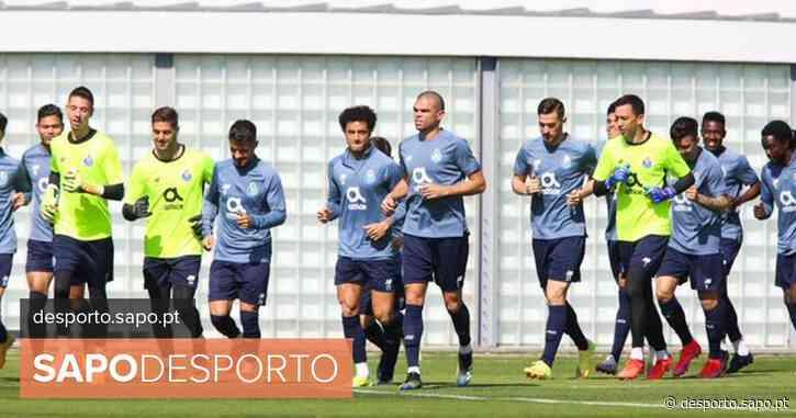 """FC Porto já contou com Mbemba e Corona em """"treino condicionado"""" - SAPO Desporto"""