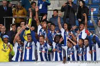 O FC Porto venceu a Youth League há dois anos: o que é feito dos dragõezinhos? :: zerozero.pt - zerozero.pt