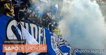 Claque do FC Porto organiza cordão humano de protesto contra arbitragens - SAPO Desporto