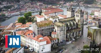 Sete meses de obras para reabilitar a Sé do Porto - Jornal de Notícias
