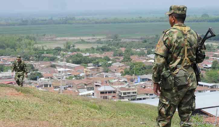 Enfrentamiento armado en Corinto, Cauca - Agencia de Periodismo Investigativo