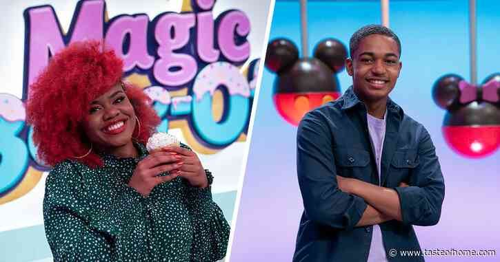Disney Channel Is Premiering a Brand-New Baking Show, and We Can't Wait to Watch