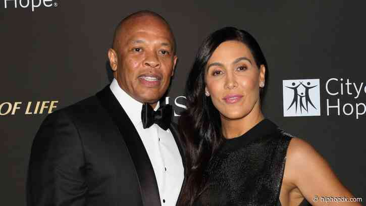 Dr. Dre Ordered To Pay $500K For Estranged Wife's Legal Fees - HipHopDX