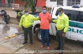 Cayó 'Leguis' dedicado al hurto de ganado en Chibolo - HOY DIARIO DEL MAGDALENA