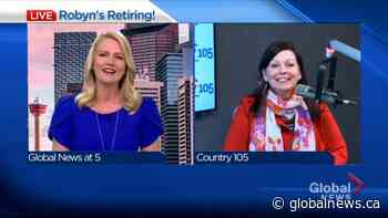 Country105's Robyn Adair retires after 32-year career