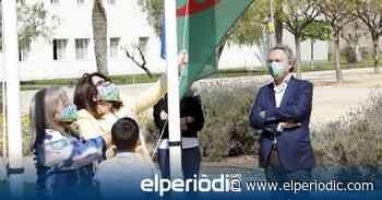 La Universidad de Alicante iza la bandera del Pueblo Gitano para conmemorar el 8 de abril - elperiodic.com