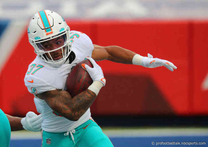 Dolphins draft picks 2021: All of Miami's selections, NFL draft results, team order