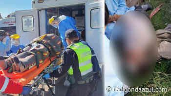 Accidente de tránsito en la ruta Puno – Ilave deja una persona gravemente herida y daños materiales - Radio Onda Azul