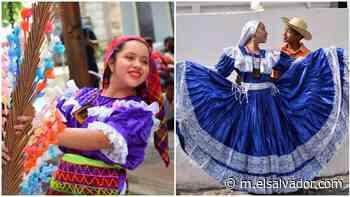 Jóvenes de Panchimalco celebran el Día Internacional de la Danza | Noticias de El Salvador - elsalvador.com