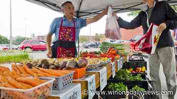 Winona Farmers Market returns this Saturday, COVID-19 guidelines still in place - Winona Daily News