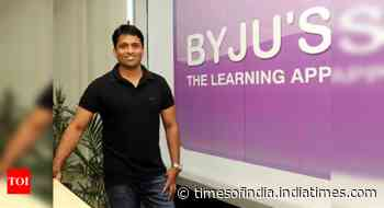 At $16.5 billion, Byju's to be top desi startup