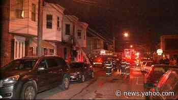 2 injured in Frankford house fire - Yahoo News