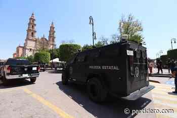Policía Estatal abate a supuestos sicarios en Lagos de Moreno - Partidero