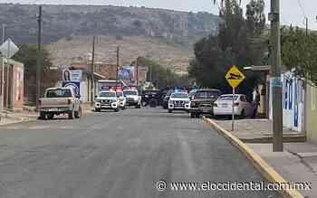 Atacan a balazos a oficiales en El Puesto, en Lagos de Moreno - El Occidental
