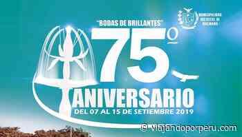 Anterior Lima: Programa del 75 aniversario del distrito de Quilmaná - Viajando por Perú