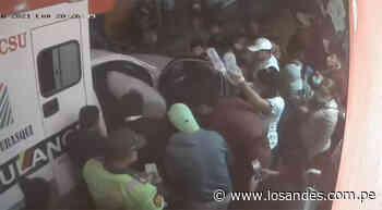 Camaná: Sujeto acuchilla a niño porque se resistió al robo de su celular en Secocha - Los Andes Perú