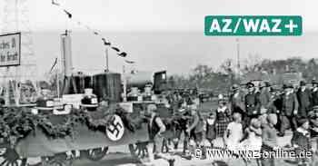 Wietze: Wie Öl aus Niedersachsen den Krieg der Nazis schmierte - Wolfsburger Allgemeine