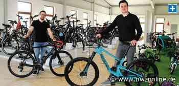 Bikecenter Garrel bedient Trend: Hier wird das Fahrrad auf den Leib geschneidert - Nordwest-Zeitung