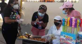 Chiclayo: vecinos de Monsefú se organizan para adquirir una planta de oxígeno - El Comercio Perú