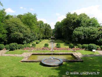 Visite guidée du parc Boussard Parc Boussard Lardy - Unidivers